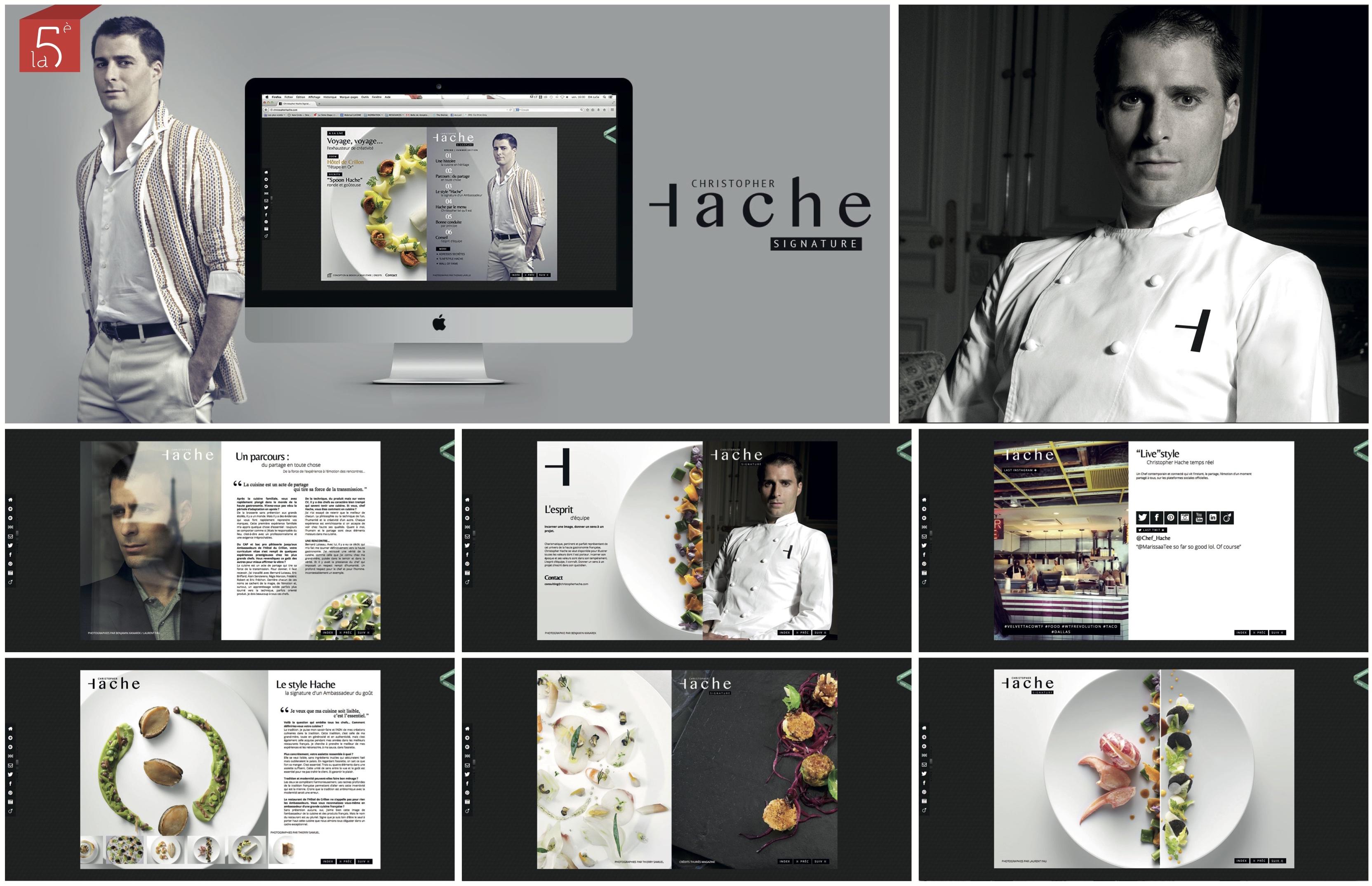 Agence La 5ème Etape Paris - Brand content Agence Lifestyle Art de Vivre & Food
